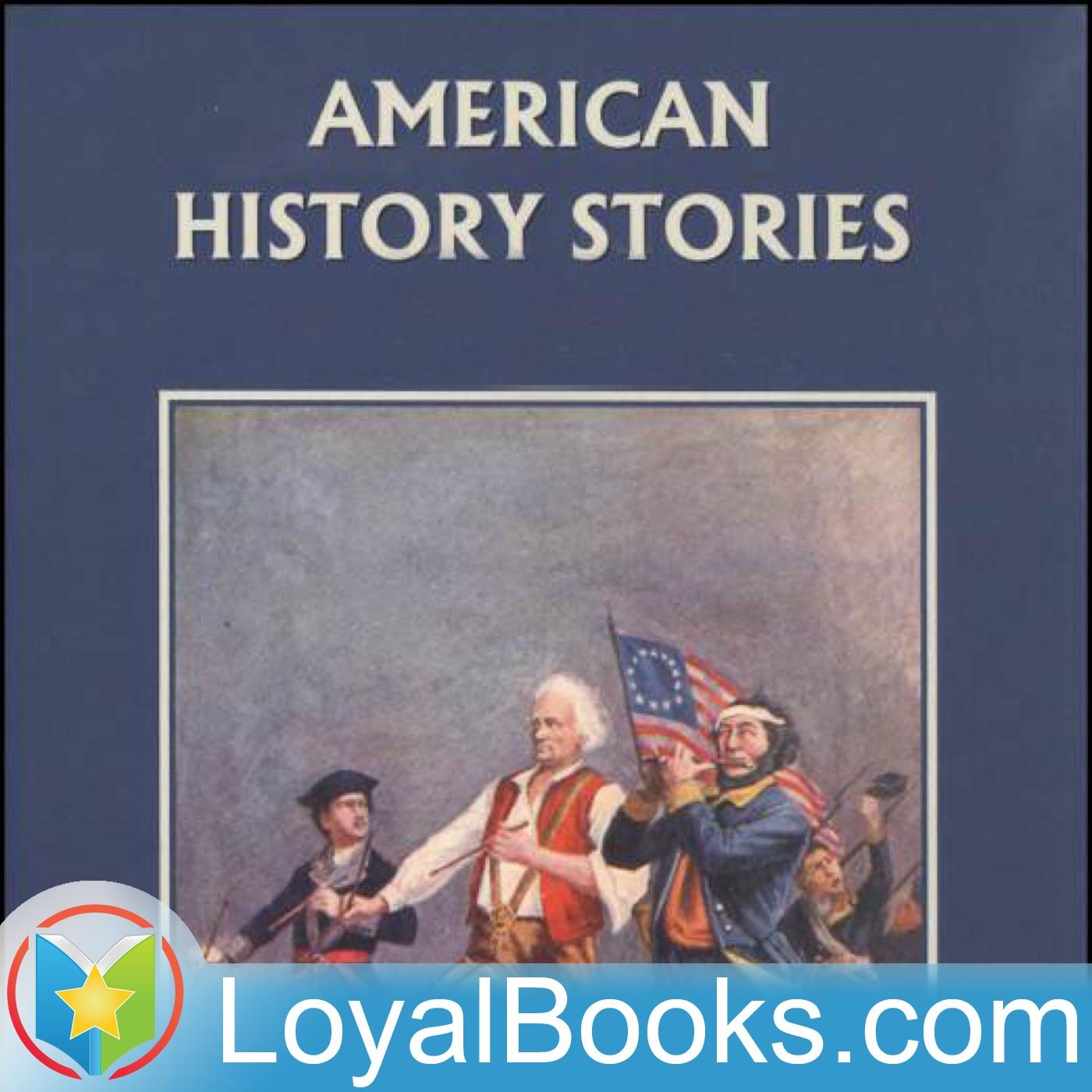 American History Stories by Mara L. Pratt  