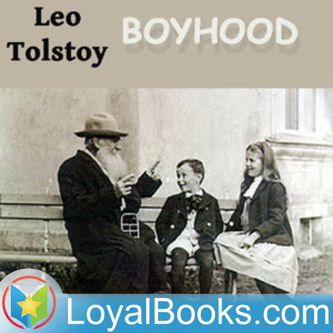 Boyhood by Leo Tolstoy  