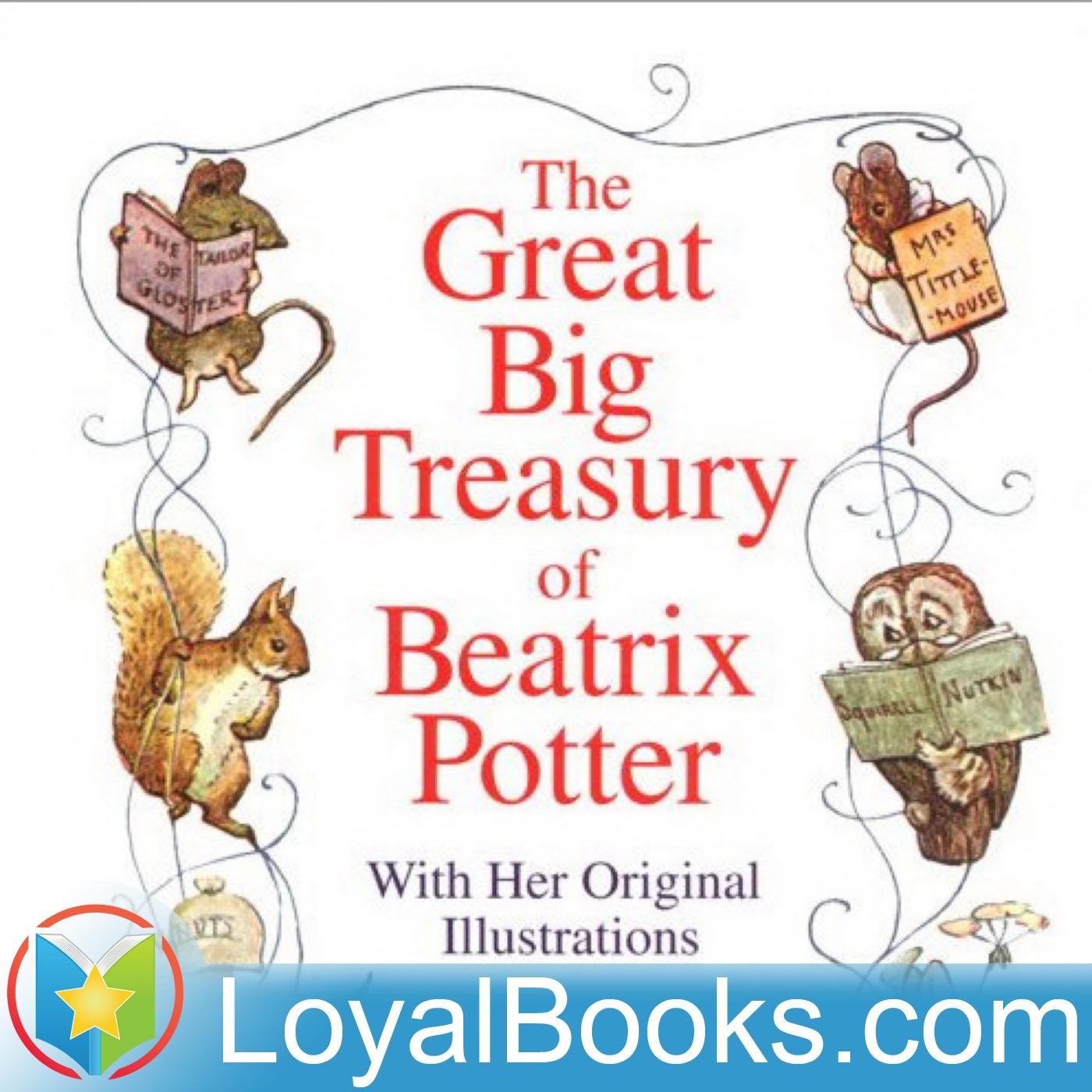Great Big Treasury of Beatrix Potter by Beatrix Potter  