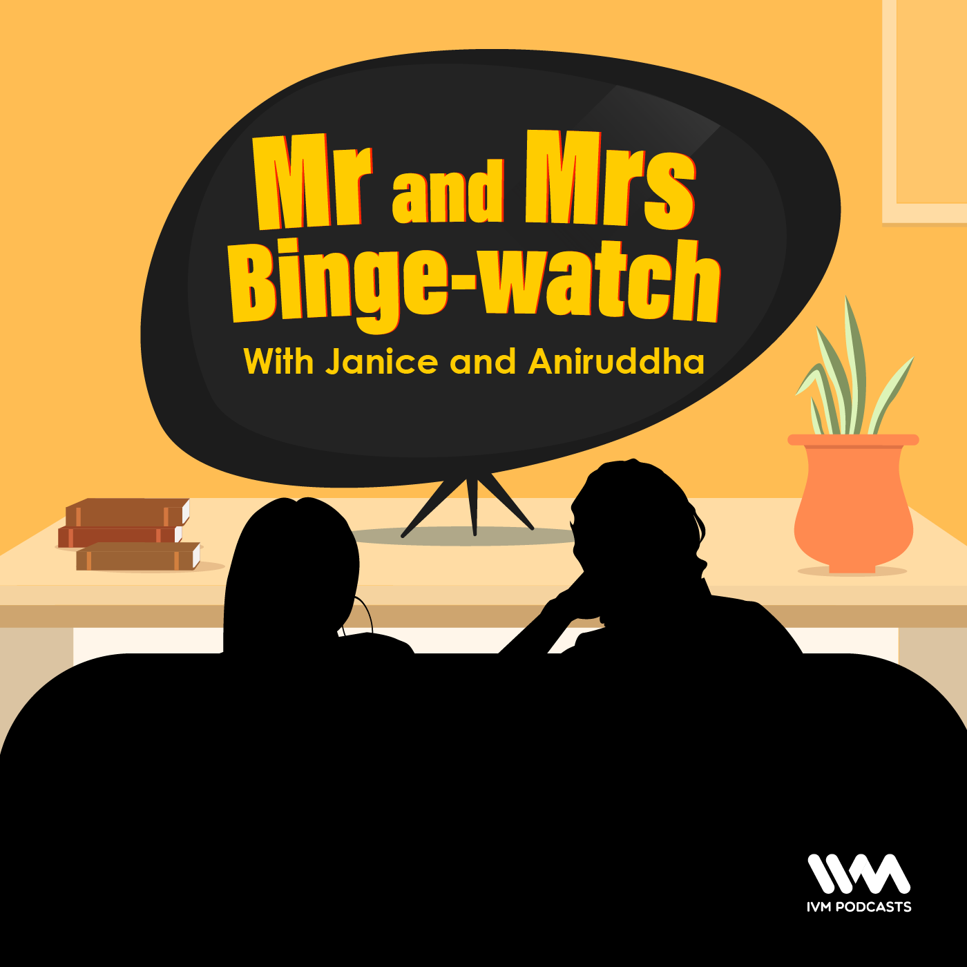 Mr and Mrs Binge-Watch |