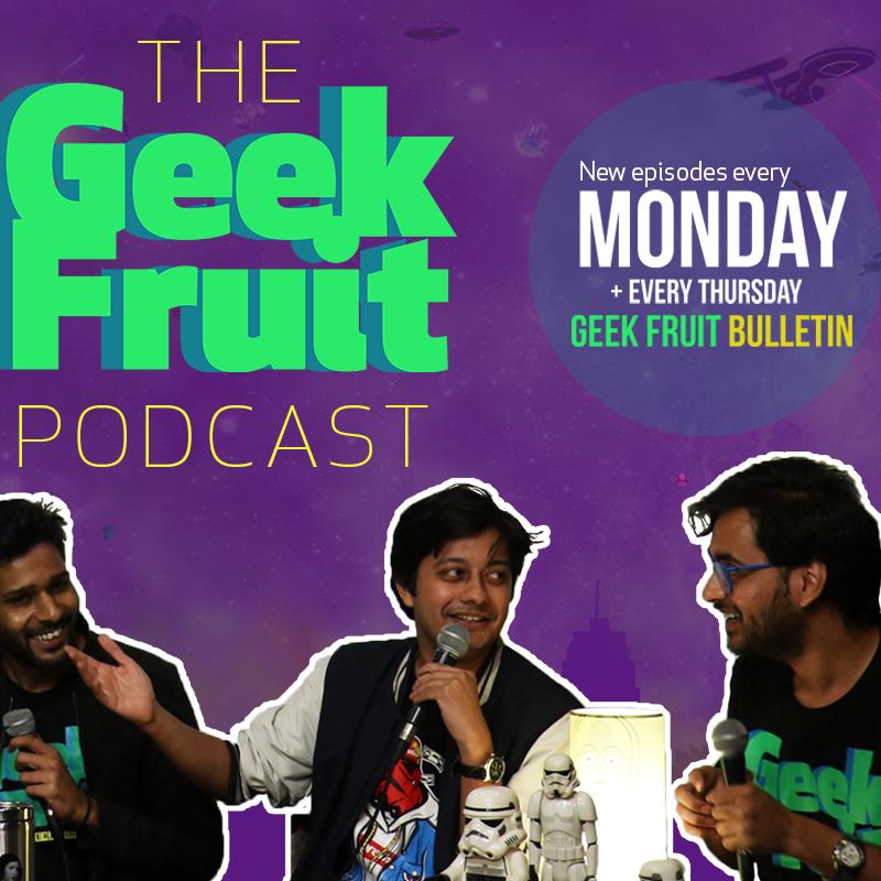 Geek Fruit Podcast |