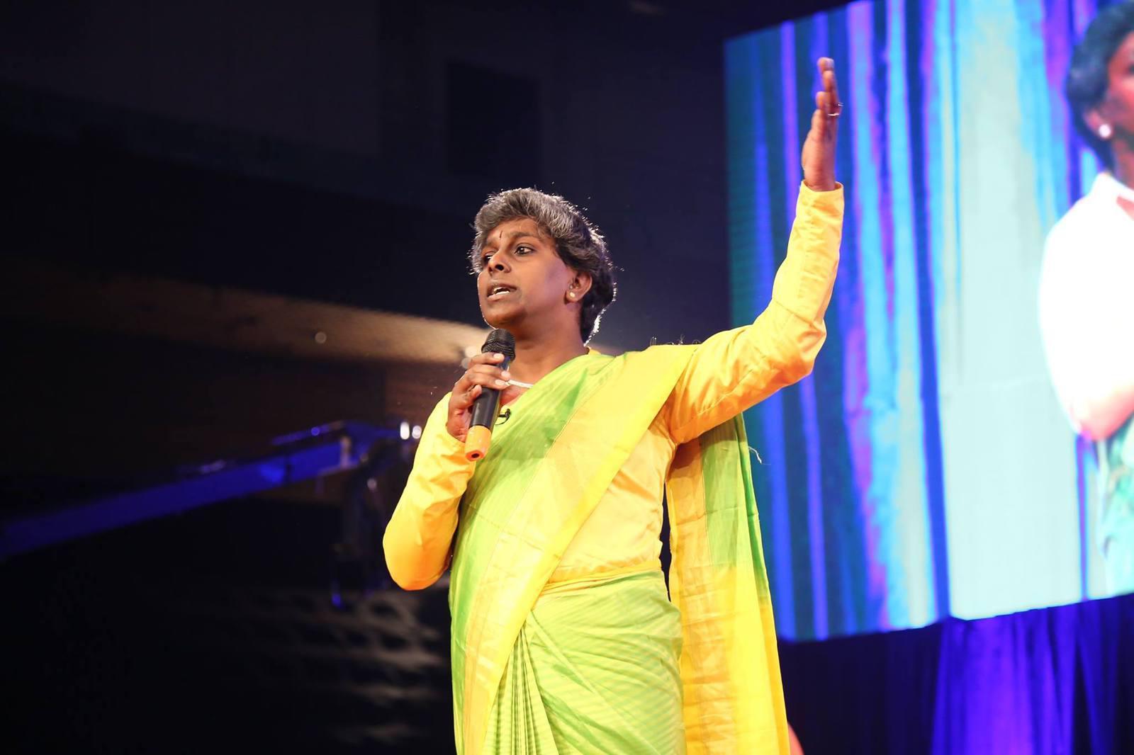 #4 An Indian transgender asks an uncomfortable question | Akkai Padmashali