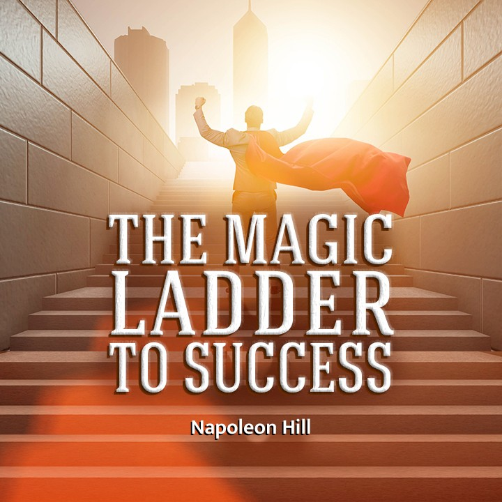 The Magic ladder to Success |