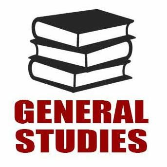 सामान्य अध्ययन के महत्वपूर्ण विषय  
