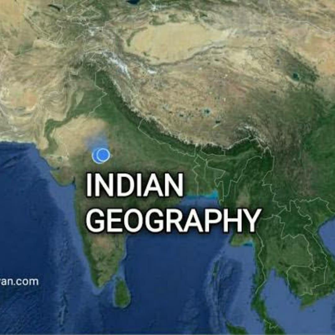 भारत की प्रमुख नदियाँ