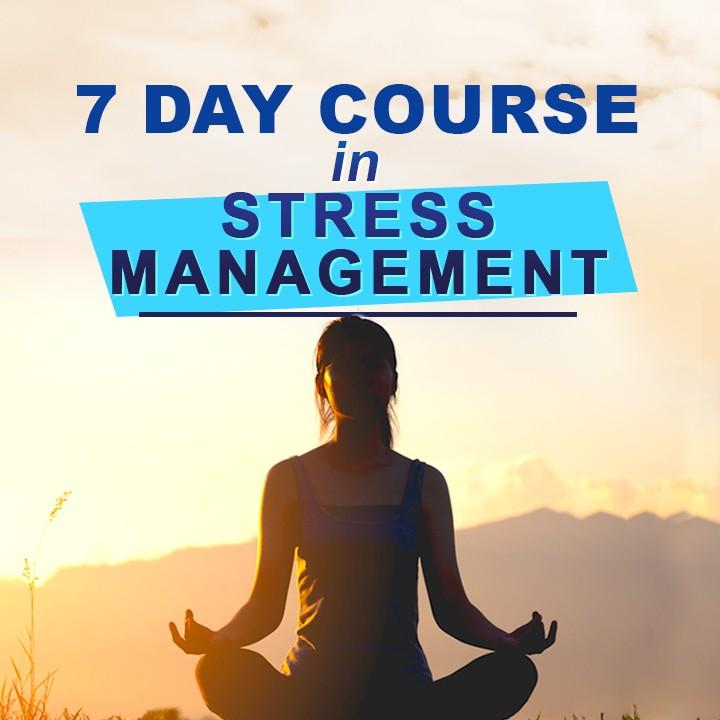7 दिन में stress को करे manage |