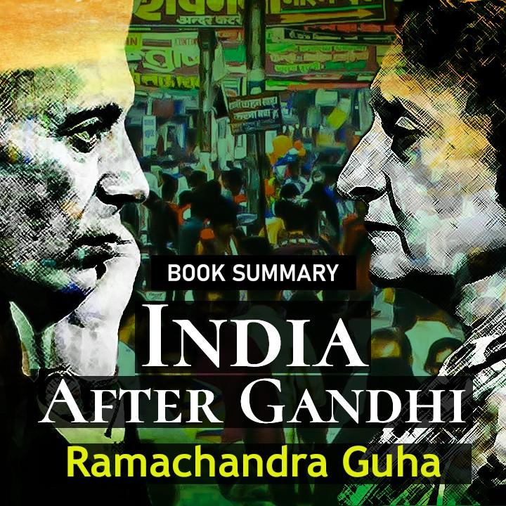 इंडिया आफ्टर गांधी - Introduction