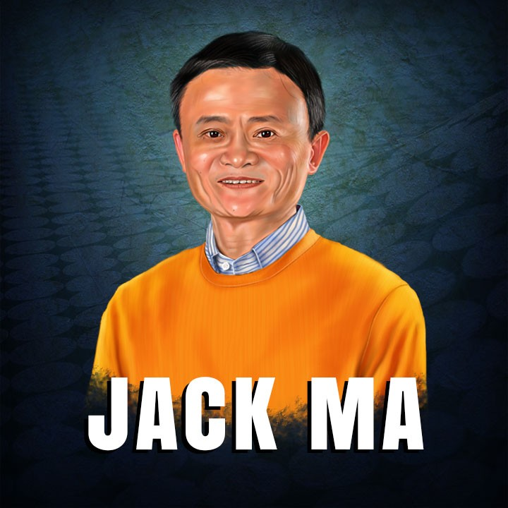 Jack Ma |
