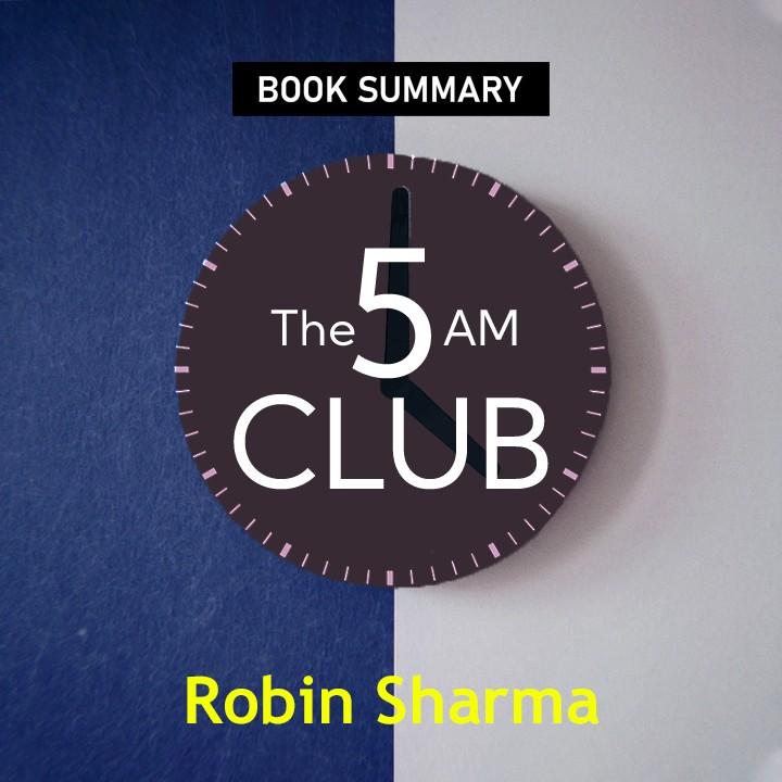 The 5 AM Club |