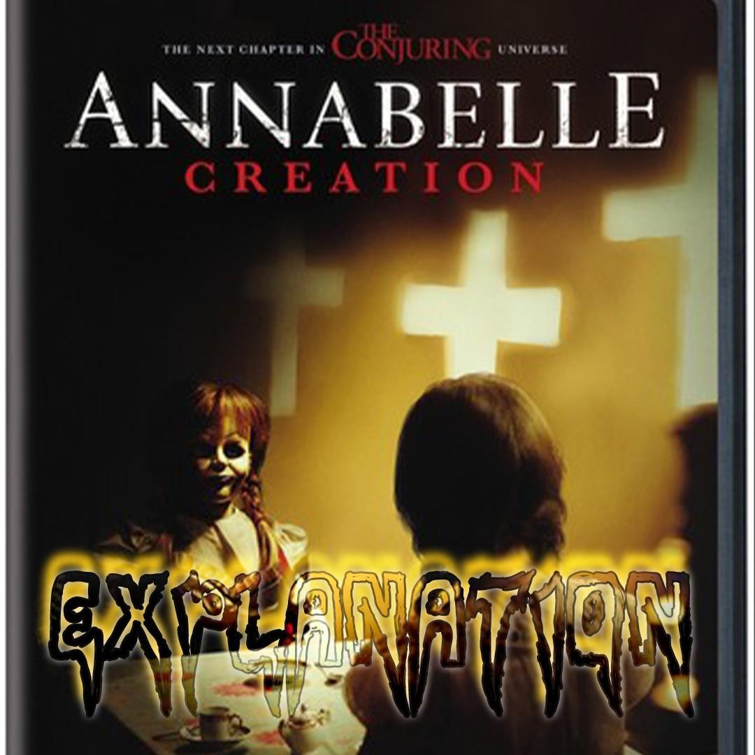 Annabelle Creation |