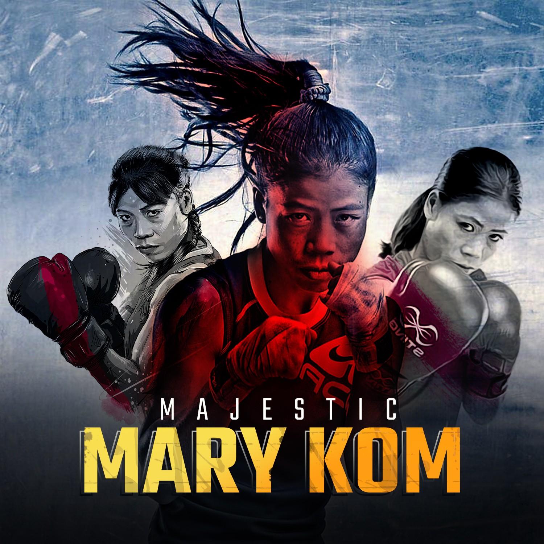 1. MC MARY KOM