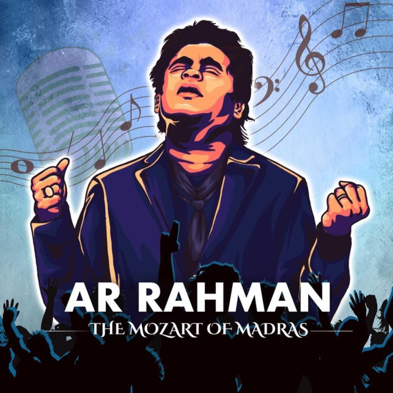 S Dilip Kumar se Rahman banne ki kahani - Trailer |