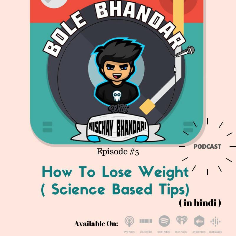 How To Lose Weight By Nischay Bhandari